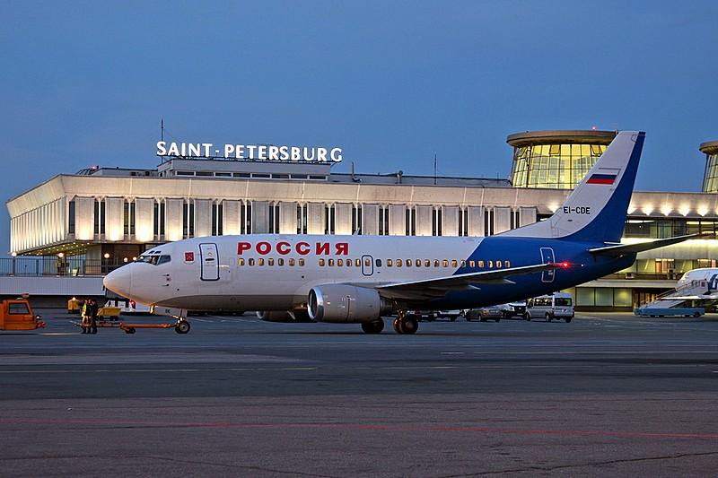 Авиадоставка, авиаперевозка грузов из Санкт-Петербурга